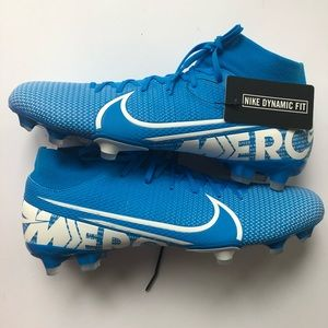 Mens Nike Mercurial Superfly 7 Academy FG/MG Cleat